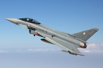 30+78 - Germany - Air Force Eurofighter Typhoon S