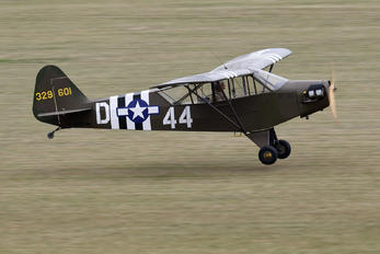 OK-CUD 44 - Private Piper L-4 Cub