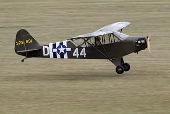 OK-CUD 44 - Private Piper L-4 Cub