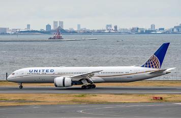 N29968 - United Airlines Boeing 787-9 Dreamliner