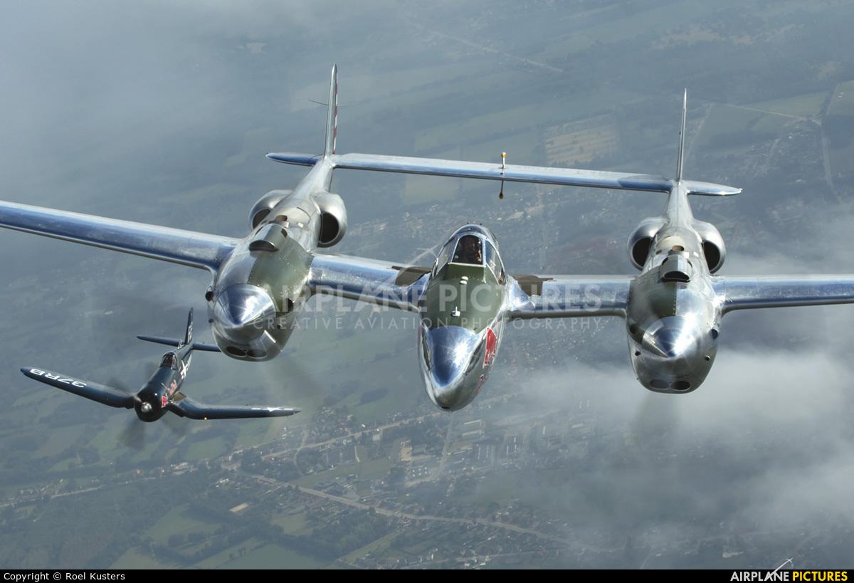 The Flying Bulls N25Y aircraft at In Flight - Belgium