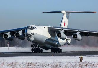 RF-94283 - Russia - Air Force Ilyushin Il-78