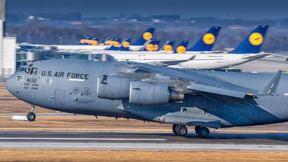 44132 - USA - Air Force Boeing C-17A Globemaster III