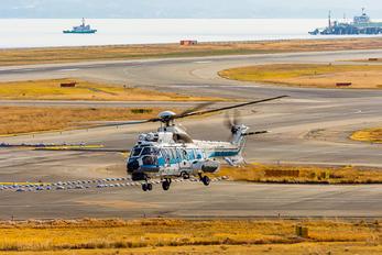 JA689A - Japan - Coast Guard Eurocopter EC225 Super Puma