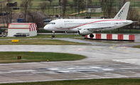 EI-FWA - CityJet Sukhoi Superjet 100 aircraft