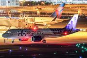 B-LCN - Hong Kong Express Airbus A320 NEO aircraft