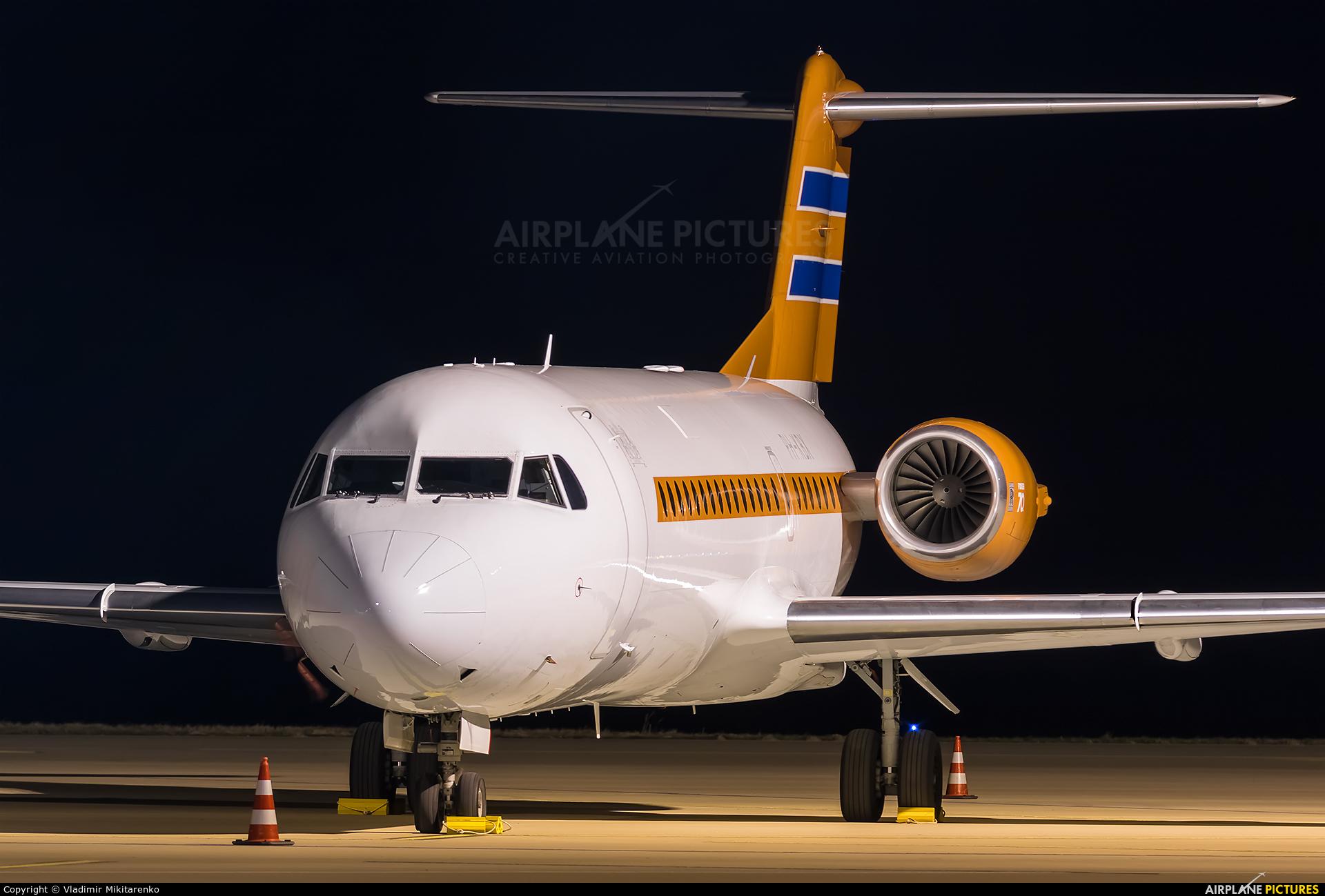 Netherlands - Government PH-KBX aircraft at Karlsruhe Baden-Baden