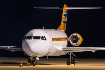 PH-KBX - Netherlands - Government Fokker 70