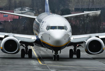 EI-FIY - Ryanair Boeing 737-800
