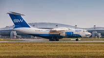 4K-AZ100 - Silk Way Airlines Ilyushin Il-76 (all models) aircraft