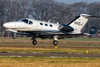 M-IFFY - Xead Aviation Ltd Cessna 510 Citation Mustang