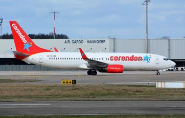 PH-CDE - Corendon Dutch Airlines Boeing 737-800