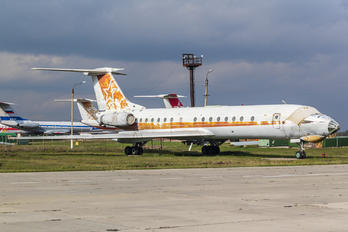 18 - Russia - Air Force Tupolev Tu-134Sh