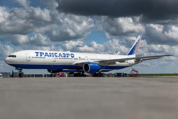 EI-XLP - Transaero Airlines Boeing 777-300