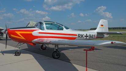 D-ELKS - RK Flugdienst Piaggio P.149 (all models)