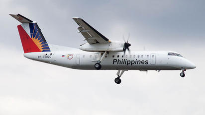 RP-C3020 - Airphil Express de Havilland Canada DHC-8-300Q Dash 8