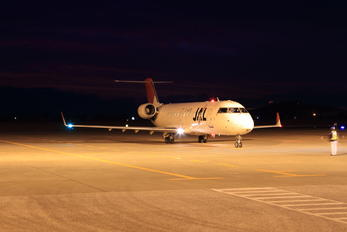 JA204J - J-Air Canadair CL-600 CRJ-200