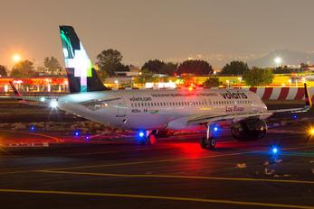 N528VL - Volaris Airbus A320 NEO