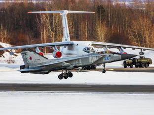 RF-92466 - Russia - Air Force Mikoyan-Gurevich MiG-31 (all models)