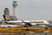 9V-SME - Singapore Airlines Airbus A350-900 aircraft