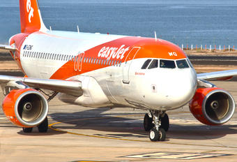 G-EZWG - easyJet Airbus A320