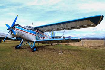 OM-VHB - Aeroklub Dubnica nad Vahom Antonov An-2