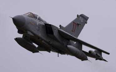 ZD741 - Royal Air Force Panavia Tornado GR.4 / 4A
