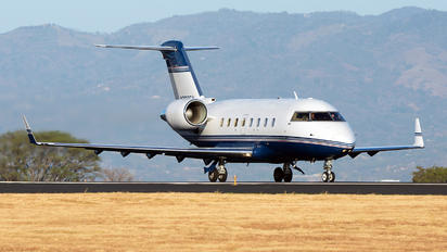 N332FX - Private Canadair CL-600 Challenger 604