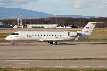 RA-67233 -  Canadair CL-600 Challenger 850