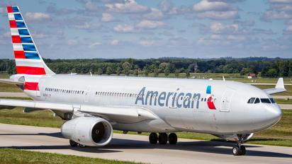N289AY - American Airlines Airbus A330-200
