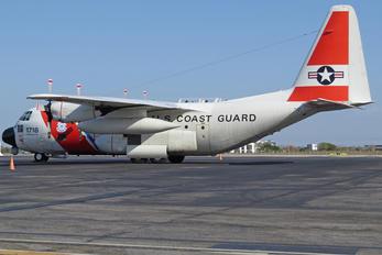 1718 - USA - Coast Guard Lockheed C-130H Hercules