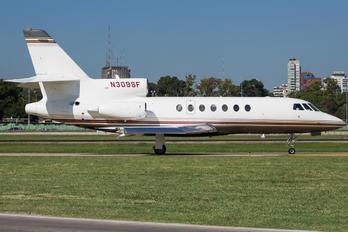 N309SF - Private Dassault Falcon 50
