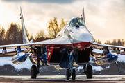 "30 - Russia - Air Force ""Strizhi"" Mikoyan-Gurevich MiG-29A aircraft"