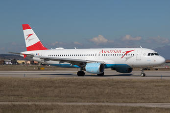 OE-LBM - Austrian Airlines/Arrows/Tyrolean Airbus A320