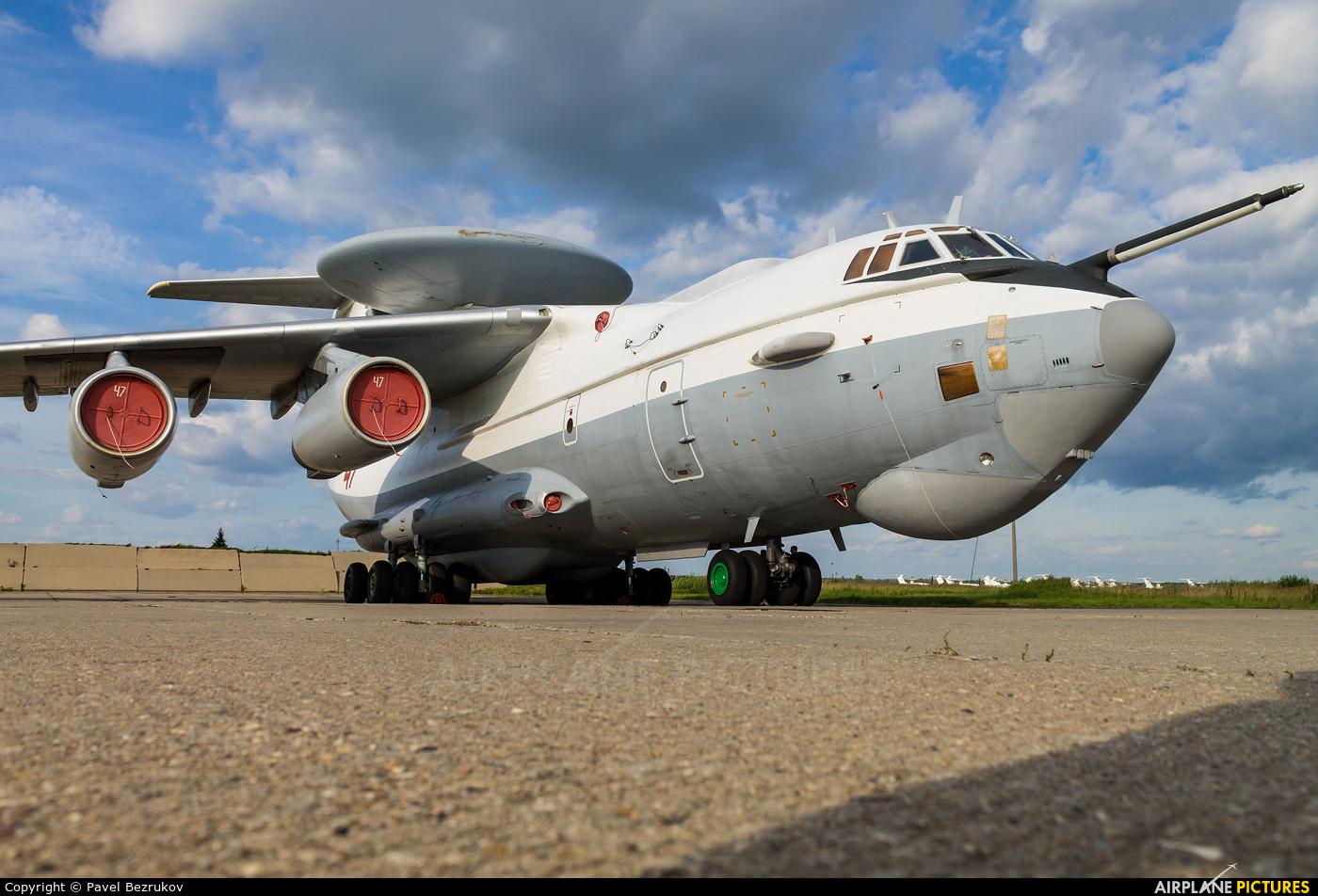 Russia - Air Force RF-92957 aircraft at Ivanovo - Severny