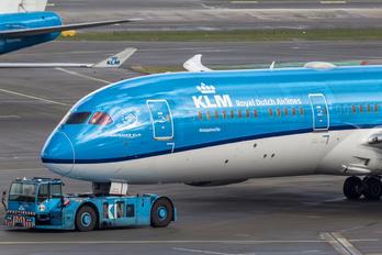 PH-BHD - KLM Boeing 787-9 Dreamliner