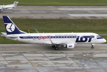 SP-LII - LOT - Polish Airlines Embraer ERJ-175 (170-200)