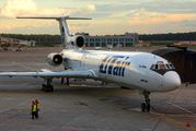 RA-85681 - UTair Tupolev Tu-154M aircraft