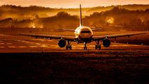 D-AILW - Lufthansa Airbus A319 aircraft