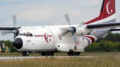 69-033 - Turkey - Air Force : Turkish Stars Transall C-160D