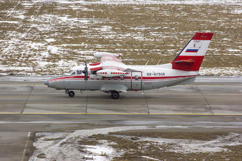 RA-67606 - 2nd Arkhangelsk Aviation Enterprise LET L-410UVP-E Turbolet