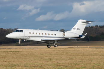 VP-BRJ - Private Gulfstream Aerospace G280