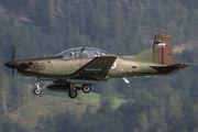 L9-68 - Slovenia - Air Force Pilatus PC-9M aircraft