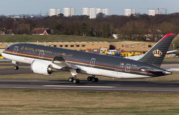 JY-BAA - Royal Jordanian Boeing 787-8 Dreamliner
