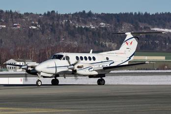 SE-MAZ - Scandinavian Air Ambulance Beechcraft 200 King Air