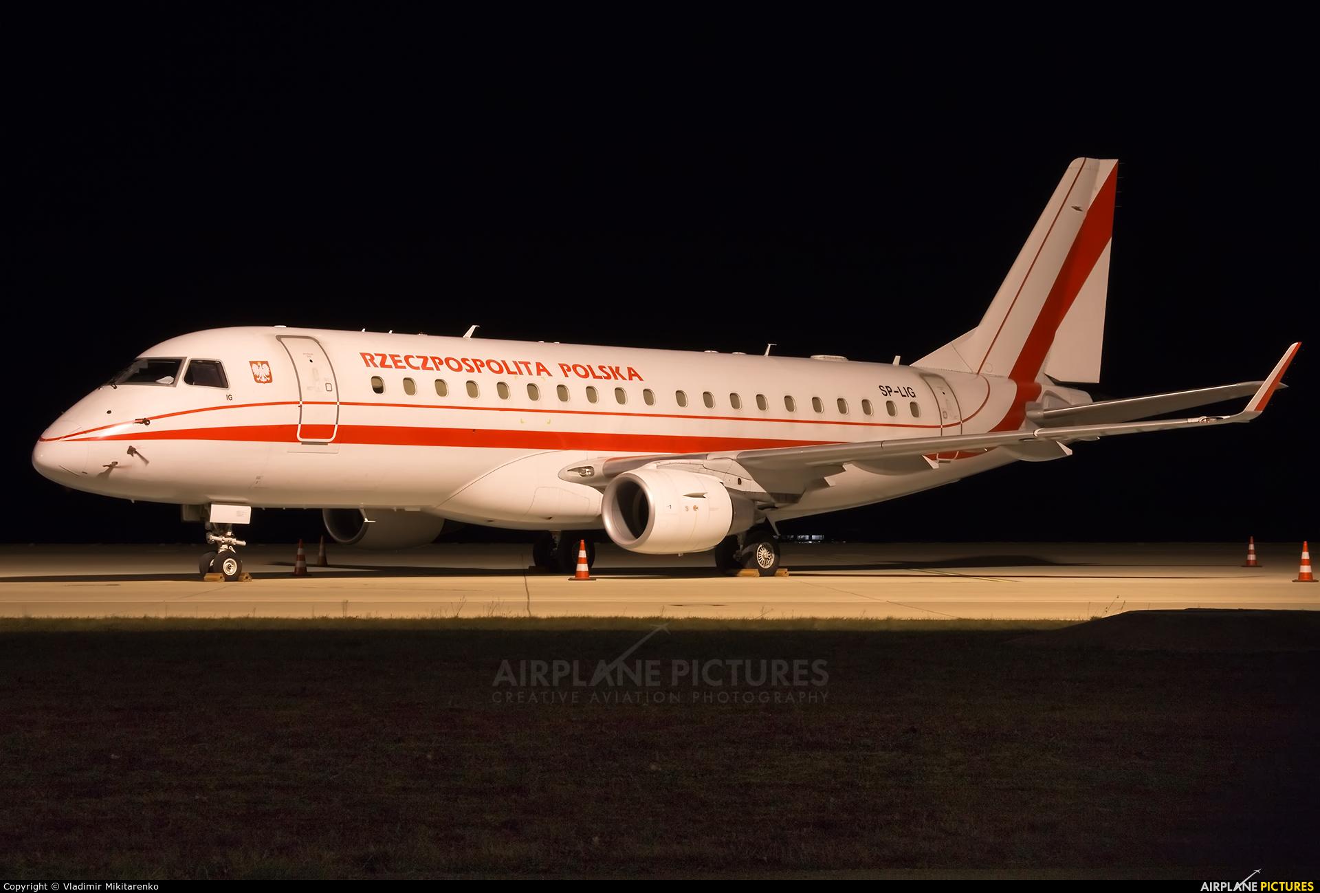Poland - Government SP-LIG aircraft at Karlsruhe Baden-Baden