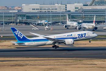 JA810A - ANA - All Nippon Airways Boeing 787-8 Dreamliner