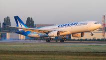 F-HSKY - Corsair / Corsair Intl Airbus A330-300 aircraft