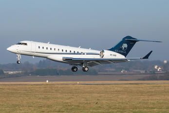 9H-SMB - Private Bombardier BD-700 Global 6000