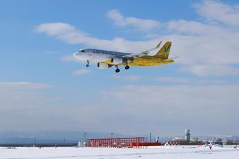 JA01VA - Vanilla Air Airbus A320